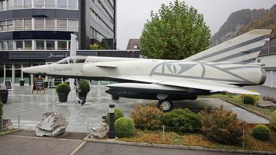 R-2116 - Dassault Mirage 3RS - Switzerland - Air Force