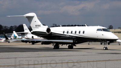 N818KC - Bombardier BD-100-1A10 Challenger 300 - Private
