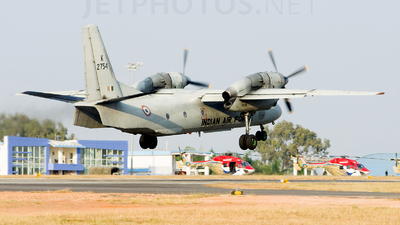 K2754 - Antonov An-32 - India - Air Force
