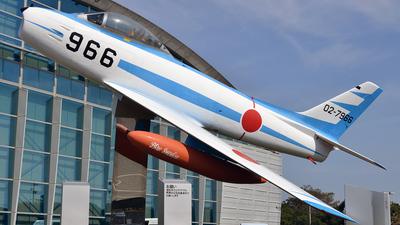 02-7966 - North American F-86F Sabre - Japan - Air Self Defence Force (JASDF)