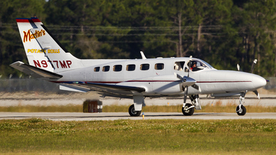N977MP - Cessna 441 Conquest - Private