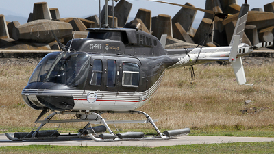 ZS-RWF - Bell 206L-3 LongRanger - Private