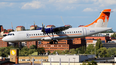 SE-MDA - ATR 72-212A(500) - Golden Air