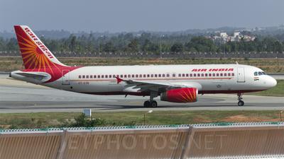 VT-ESB - Airbus A320-231 - Air India