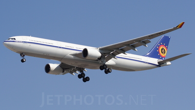 CS-TMT - Airbus A330-321 - Belgium - Air Force (HiFly)