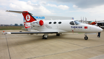 TC-TAJ - Cessna 510 Citation Mustang - Turkish Airlines