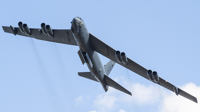 61-0031 - Boeing B-52H Stratofortress - United States - US Air Force (USAF)