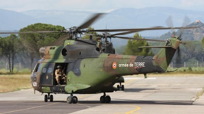 1252 - Aérospatiale SA 330B Puma - France - Army