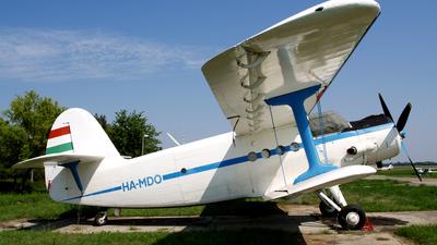 HA-MDO - PZL-Mielec An-2R - Tréner