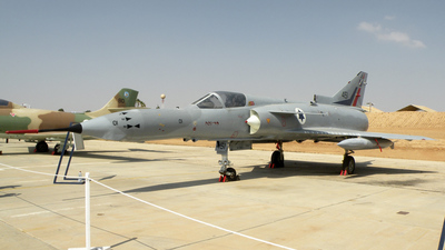451 - IAI Kfir C1 - Israel - Air Force