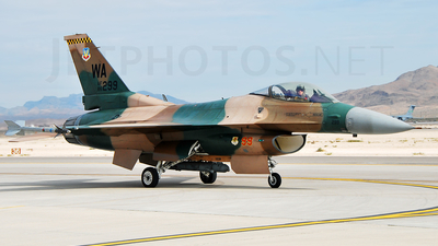 86-0299 - General Dynamics F-16C Fighting Falcon - United States - US Air Force (USAF)