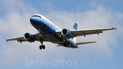 N3618F - Airbus A319-115(CJ) - PharmAir