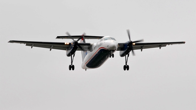 A picture of N937HA - De Havilland Canada Dash 8100 - [148] - © Pier Francesco Baglivo