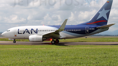 HK-4695 - Boeing 737-7Q8 - LAN Colombia (Aires Colombia)