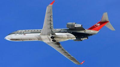 N8674A - Bombardier CRJ-200ER - Northwest Airlink (Pinnacle Airlines)