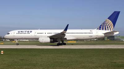 N13113 - Boeing 757-224 - United Airlines (Continental Airlines)