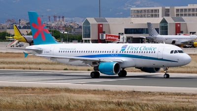 G-OOAR - Airbus A320-214 - Thomson Airways