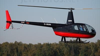 D-HRAV - Robinson R44 Raven - Private