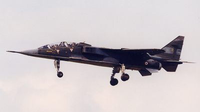E24 - Sepecat Jaguar E - France - Air Force
