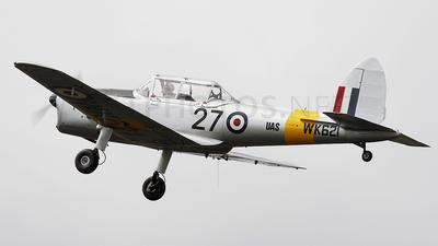 A picture of ZKUAS - De Havilland Canada DHC1 Chipmunk - [C1/0633] - © Brenden