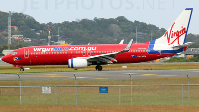 VH-VUV - Boeing 737-8FE - Virgin Blue Airlines