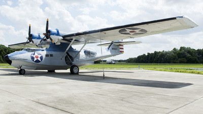 N96UC - Consolidated PBY-5A Catalina - Private