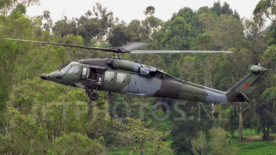 EJC2177 - Sikorsky UH-60L Blackhawk - Colombia - Army