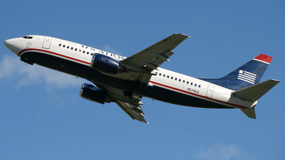 N574US - Boeing 737-301 - US Airways
