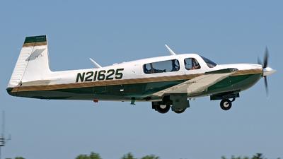 A picture of N21625 - Mooney M20R - [290170] - © Steve Homewood