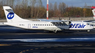 VQ-BLL - ATR 72-212A(500) - UTair Aviation