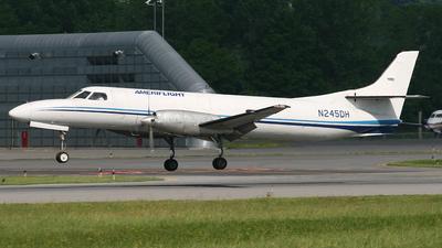 A picture of N245DH - Fairchild Swearingen Metroliner - Ameriflight - © Daniel Evans