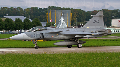 39262 - Saab JAS-39C Gripen - Sweden - Air Force