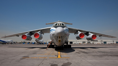 UP-I7628 - Ilyushin IL-76T - Eastern Express Air Company