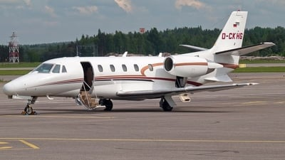D-CKHG - Cessna 560XL Citation XLS - Windrose Air Jetcharter
