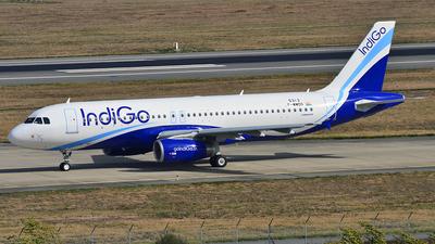 F-WWDG - Airbus A320-232 - IndiGo Airlines
