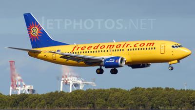 ZK-SJE - Boeing 737-3K2 - Freedom Air