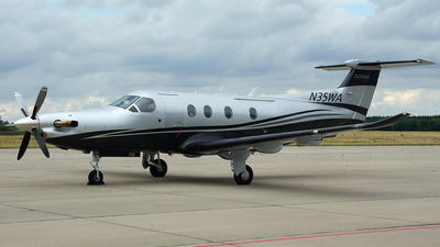 N35WA - Pilatus PC-12/47 - Private