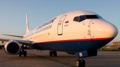 EC-HGO - Boeing 737-85P - Orenair