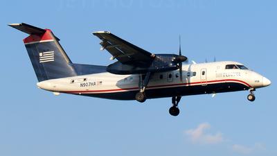 A picture of N907HA - De Havilland Canada Dash 8100 - [011] - © Doug Marsh