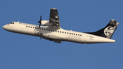 F-WWEB - ATR 72-212A(600) - Air New Zealand Link (Mount Cook Airline)