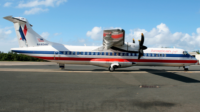 A picture of N440AM -  - [] - © Hector Rivera - Puerto Rico Spotter
