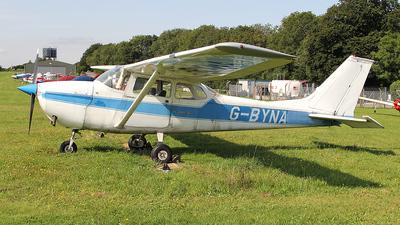 A picture of GBYNA - Cessna F172H Skyhawk - [0626] - © Ian Howat