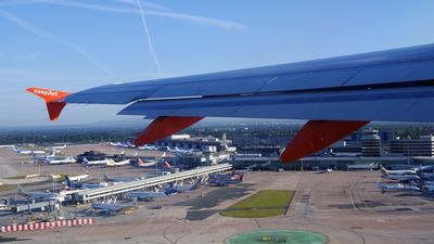 G-EZAP - Airbus A319-111 - easyJet