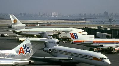 KLGA - Airport - Ramp