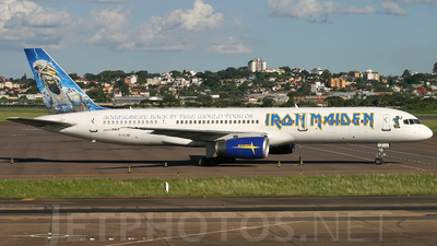 G-OJIB - Boeing 757-23A - Astraeus Airlines