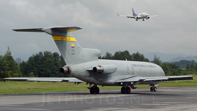FAC1203 - Boeing 727-151C - Colombia - Air Force