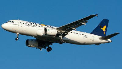 EI-DSO - Airbus A320-216 - Air One
