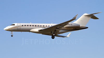 N981TS - Bombardier BD-700-1A10 Global Express XRS - Private