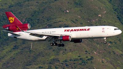 9M-TGQ - McDonnell Douglas MD-11(F) - Transmile Air Services