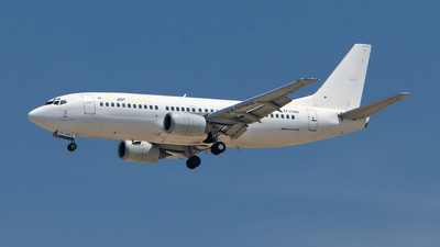 EX-37002 - Boeing 737-3Z0 - Nasair Eritrea